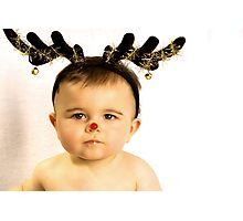 Rudolph!!!! Photographic Print