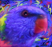 Pretty Birdie by Triple8