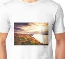 autumn landscape Unisex T-Shirt