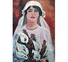 Wedding Day 1926 Photographic Print