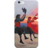 Dance up the Sun (Brandragon) iPhone Case/Skin