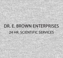 Dr. E. Brown Enterprises Kids Clothes