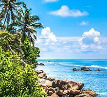 Paradise Beach by AlexFHiemstra