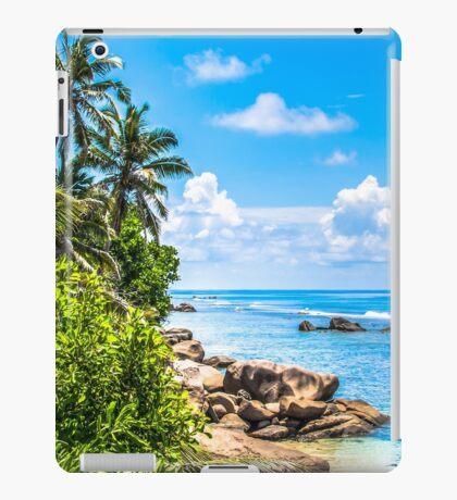 Paradise Beach iPad Case/Skin