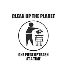 Clean Up The Planet by Mukatahren