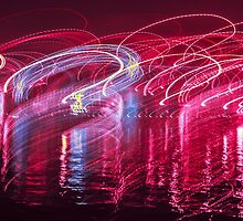 Dancing Lights one by AlexFHiemstra