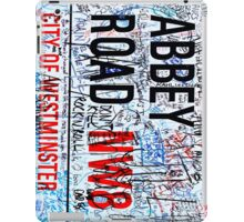 Abbey Road  iPad Case/Skin