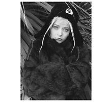 Irish Girl Photographic Print