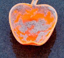 Apple on the Beach - part 12 Sticker