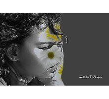 Thinking Photographic Print