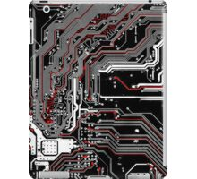 Metro - Project Chipset iPad Case/Skin