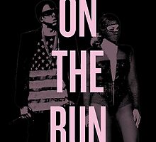 J + B On The Run (BEY Pink) by hurhurh