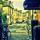 Street in Cambridge by flashcompact