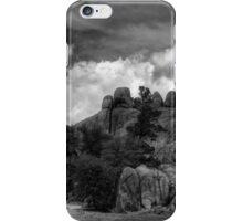 Spirit's Stonehenge Monochrome iPhone Case/Skin