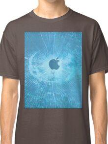 BLUE BULLET HOLE SMARTPHONE CASE (Graffiti) Classic T-Shirt