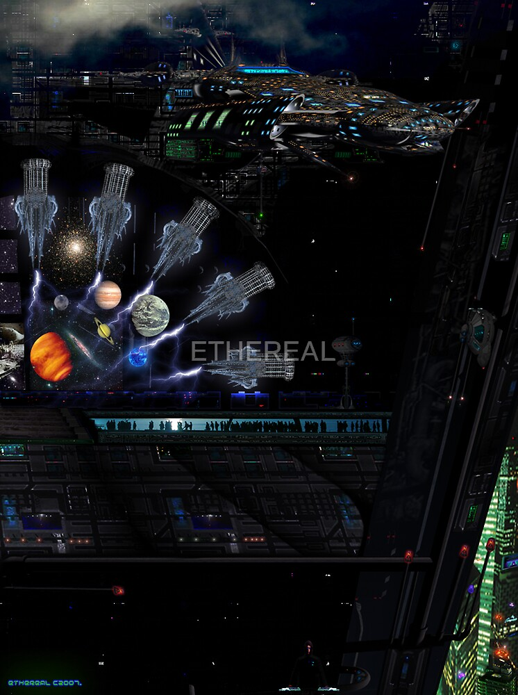 [Supremacy Transport Corporation Building] by conor graham ETHEREAL c2007. by ETHEREAL