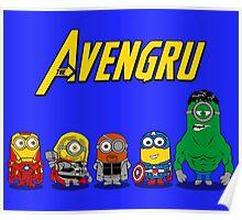 THE AVENGRU Poster