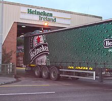 HEINEKEN    GOT AWAY  by TIMKIELY