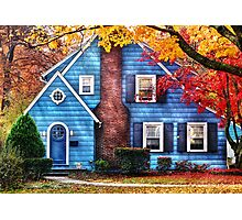 Little dream house  Photographic Print