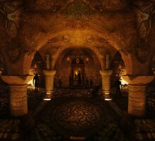 THE HALLS OF VERALON by conor graham ETHEREAL c2007. by ETHEREAL