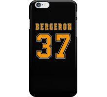 Patrice Bergeron iPhone Case/Skin
