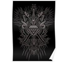 Crest Craft Poster