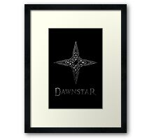 Dawnstar Framed Print