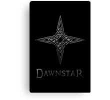 Dawnstar Canvas Print