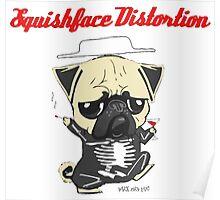 squishface distortion Poster