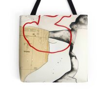 mapping myself1 Tote Bag