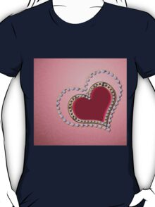 Heart of pearls T-Shirt