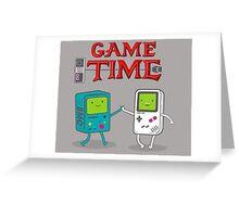 Game Time Greeting Card