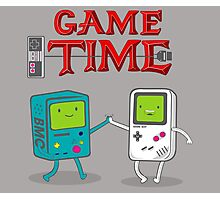 Game Time Photographic Print