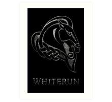 Whiterun Art Print