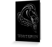 Whiterun Greeting Card