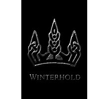 Winterhold Photographic Print