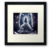 - Princess of Dark: Ashlinea - Framed Print