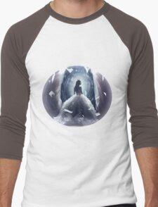 - Princess of Dark: Ashlinea - Men's Baseball ¾ T-Shirt