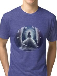 - Princess of Dark: Ashlinea - Tri-blend T-Shirt