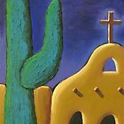 Saguaro Goodbye by Dean Williamson