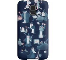 A Shared Flat for Wizards Samsung Galaxy Case/Skin