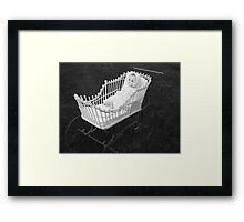 The Olden Days Framed Print