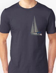 Sailing away Unisex T-Shirt
