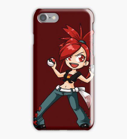 ORAS Flannery iPhone Case/Skin