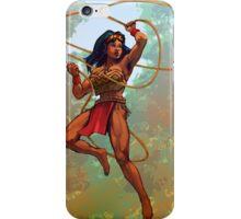 Amazonian Wonder Woman iPhone Case/Skin