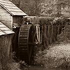 Mabry Mill by Norbert Rehm
