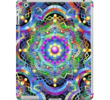 Mandala Psychedelic Art Design iPad Case/Skin