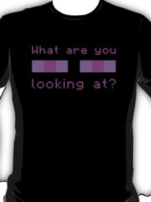Stop Looking at Me T-Shirt