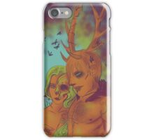 Hannibal and Bedelia - Spirits of the Forest iPhone Case/Skin