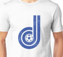 Denver Dynamos Defunct Soccer/Football Team Unisex T-Shirt